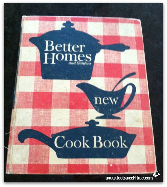 Old Better Homes And Gardens Cookbook Toot Sweet 4 Two