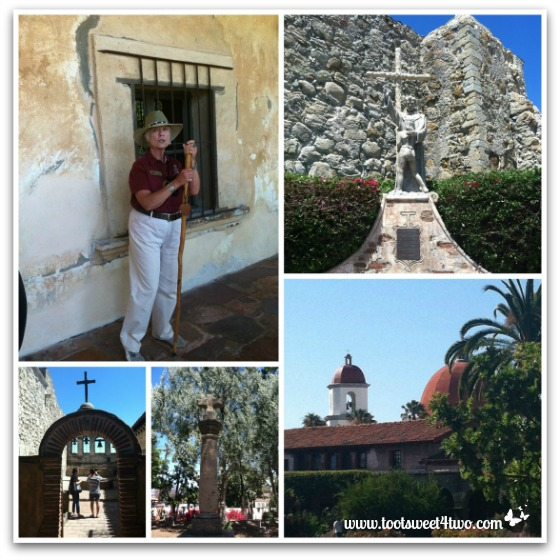 The Docent Tour - Mission San Juan Capistrano