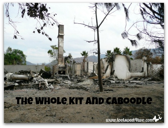 The Whole Kit and Caboodle