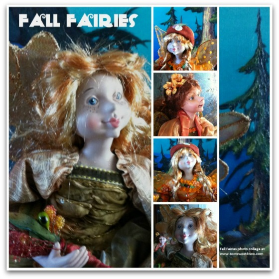 Fall Fairy Collage