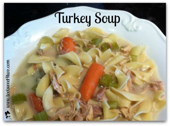 Turkey Soup cover
