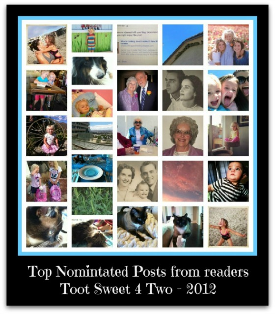 Top Nominated Posts from Readers