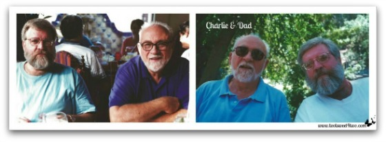 Dad and Charlie - Sons of My Father