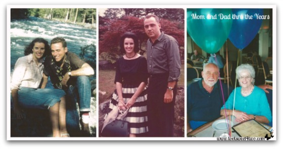Dad and Mom thru the years - Requiem for My Father