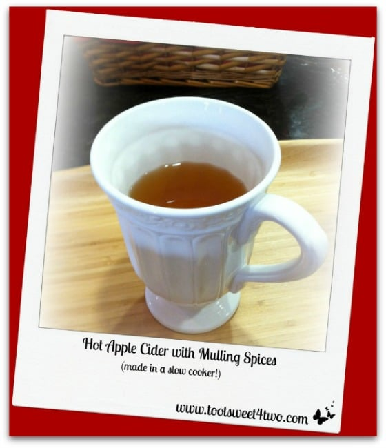 Hot Apple Cider with Mulling Spices cover