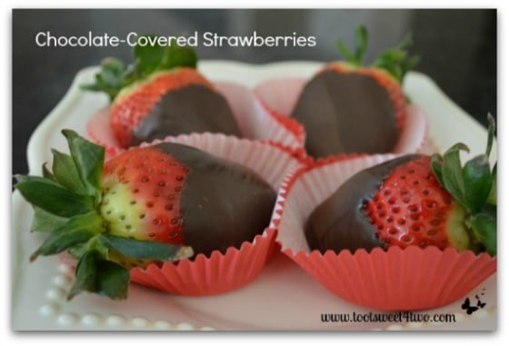 Chocolate-covered Strawberries cover