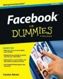 Facebook for Dummies 125x155
