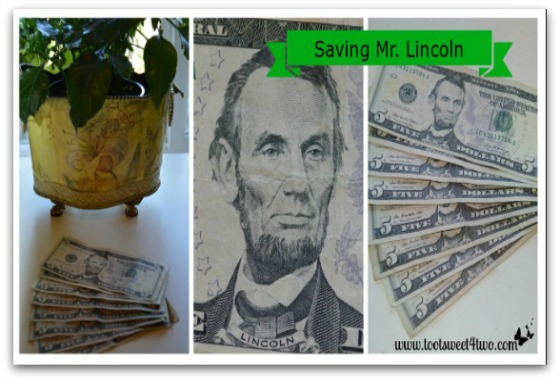 Saving Mr. Lincoln cover