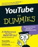 You Tube for Dummies 125x157