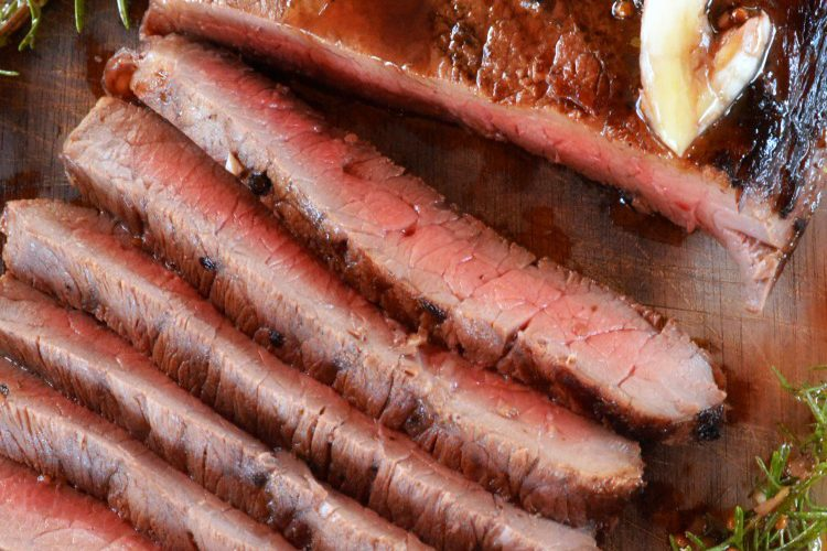 Grilled London Broil … any time of year!