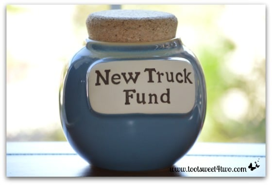 New Truck Fund bank
