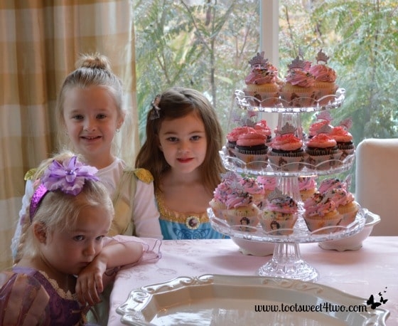 Princesses and Cupcakes