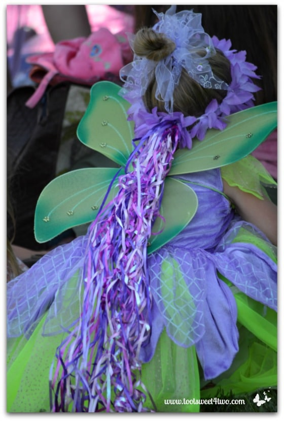 Purple Fairy Crown