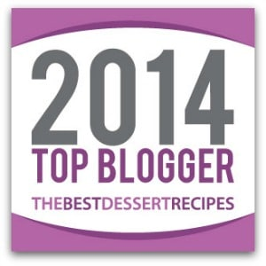 2014 Top Blogger Button - TBDR