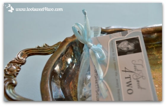 Easy Party Favors Featuring You