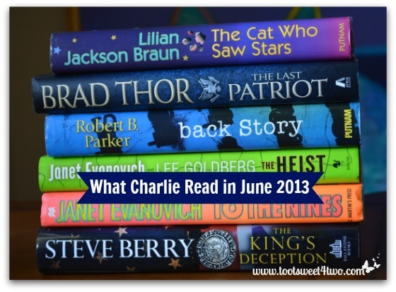 What Charlie Read in June 2013