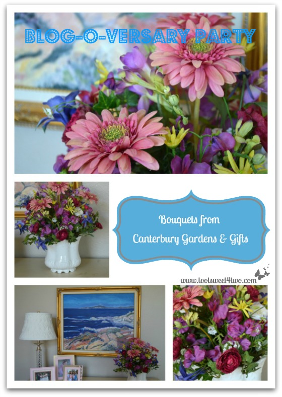 Canterbury Gardens and Gifts bouquet