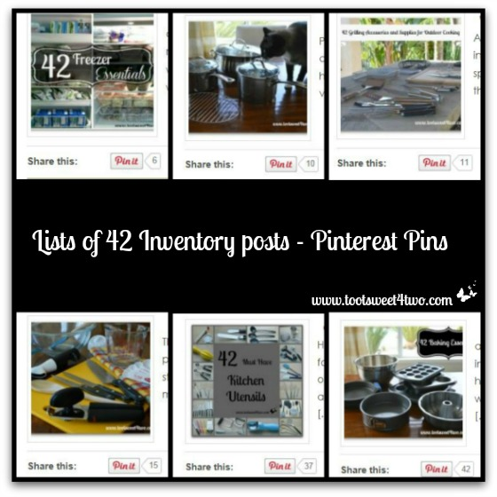 42 Inventory posts - Pinterest Pins