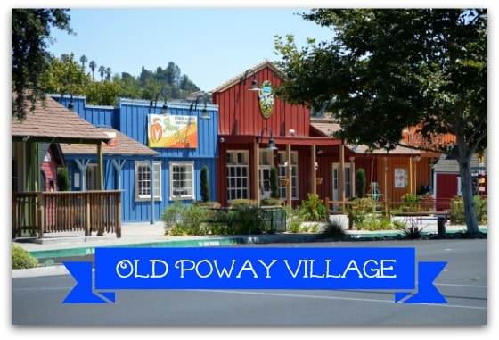 Old Poway Village cover