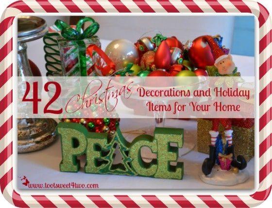 42 Christmas Decorations and Holiday Items for Your Home
