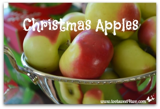 Christmas Apples cover