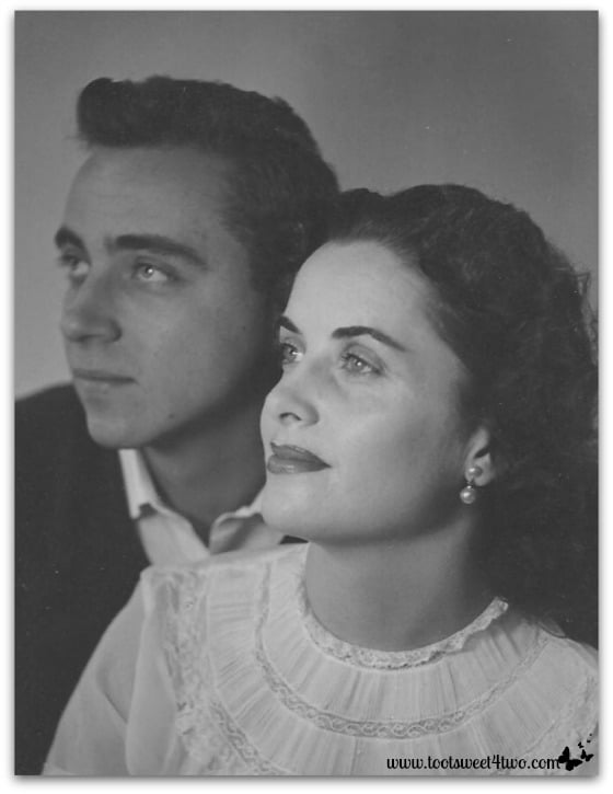 Mom and Dad, circa 1950's - The Best of the Rest of Your Life