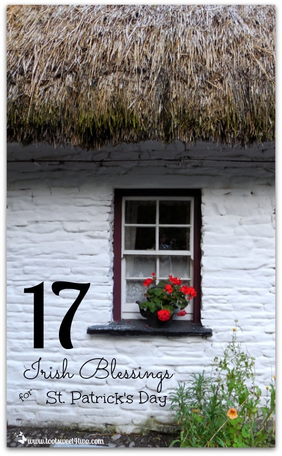 17 Irish Blessings for St. Partrick's Day cover