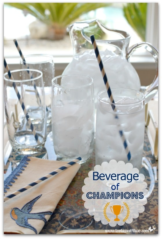 Beverage of Champions cover