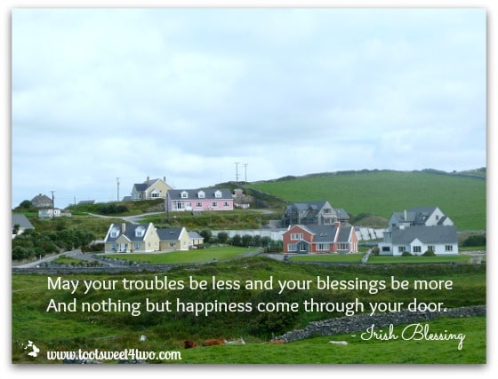 Blessings be More Irish Blessing