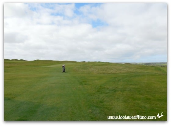 Golf Course, Lahinch, Ireland - 42 Shades of Green