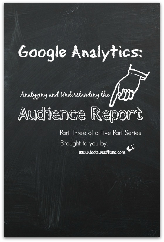 Google Analytics - Analyzing and Understanding the Audience Report cover
