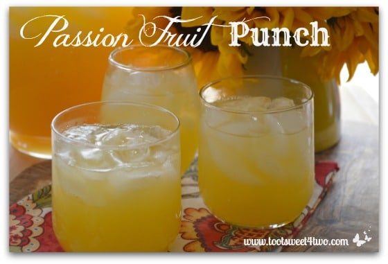 Passion Fruit Punch cover