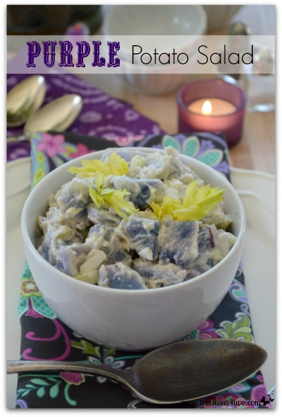 Chicken En Escabeche With Purple Mashed Potatoes Recipe ...