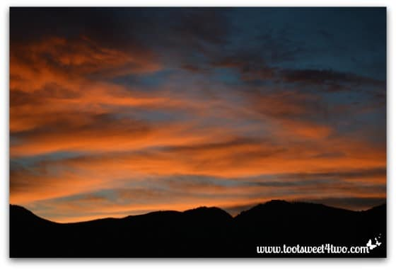 Sunrise over our valley 11-26-13-627