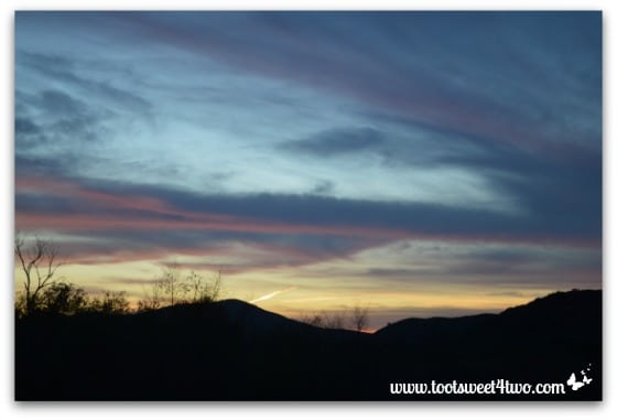 Sunrise over our valley 2-11-14-549
