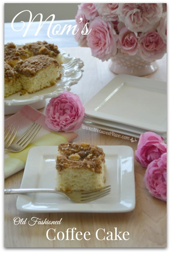 Mom's Old Fashioned Coffee Cake Pic 1