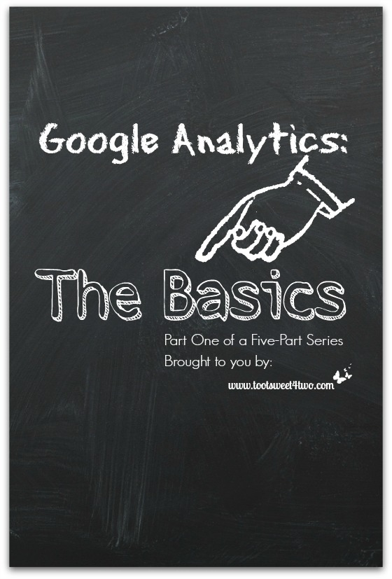 Google Analytics - The Basics cover