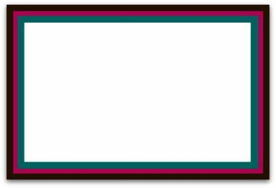 Peacock Place Cards - blank