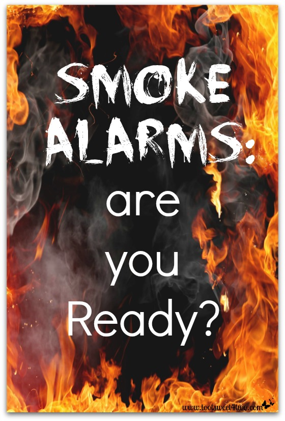 Smoke Alarms are you Ready cover
