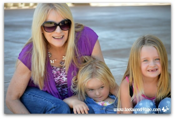 Strike a Pose - Gail, Princess Sweetie Pie, Princess P - Old Poway Park