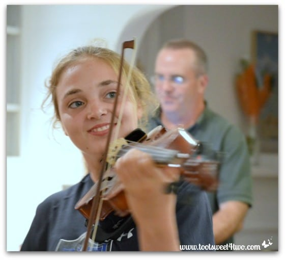 Bizzy and Viola - Pic 16 - The Virtuoso