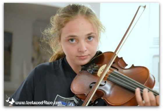 Bizzy and Viola - Pic 18 - The Virtuoso