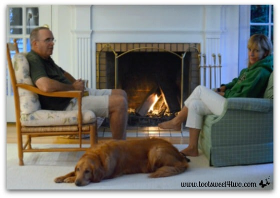 Fireside Chat - Pic 1