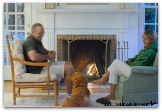 Fireside Chat - Pic 2