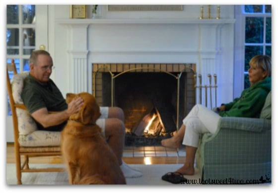 Fireside Chat - Pic 5