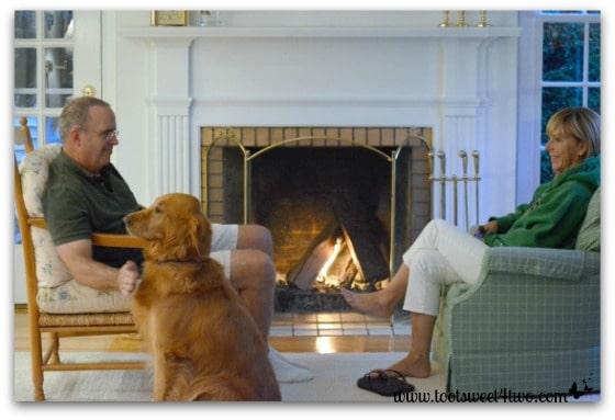 Fireside Chat - Pic 6