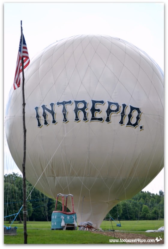 Intrepid at Genesee Country Village
