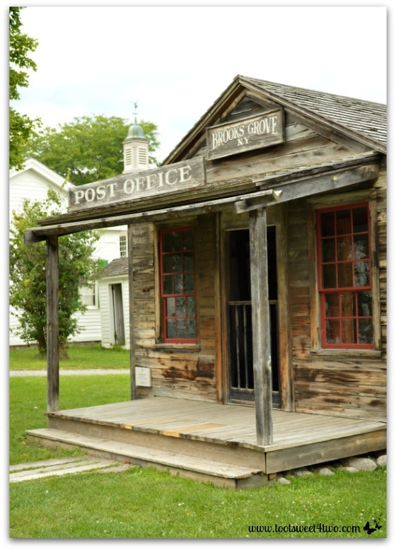 Post Office at Genesee Country Village