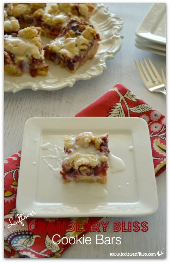 Leftover Cranberry Bliss Cookie Bars Pic 3