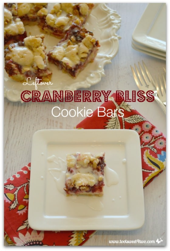 Leftover Cranberry Bliss Cookie Bars Pic 5